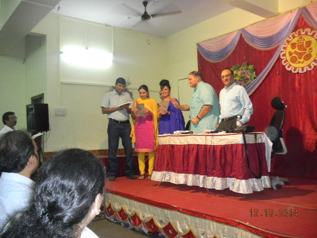 Manovikas Prakashan publishes Marathi translation of Shadows in the Sun