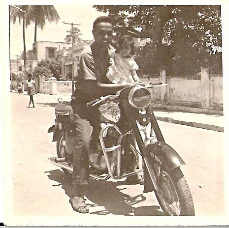Gayathri and Dad