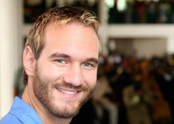 Nick Vujicic – Personifying the healing power of resilience